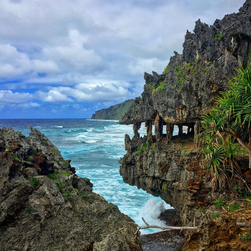 Why I loved Rurutu, French Polynesia, Rurutu, Austral Islands, Mouth of the Monster, cave