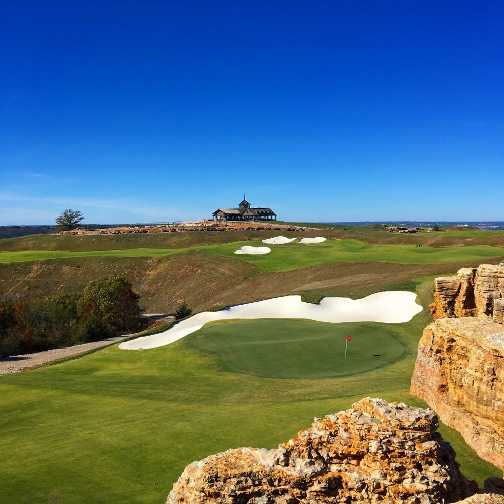 Branson is a Golf Destination, Branson, Missouri, Ozarks, golf, Mountain Top