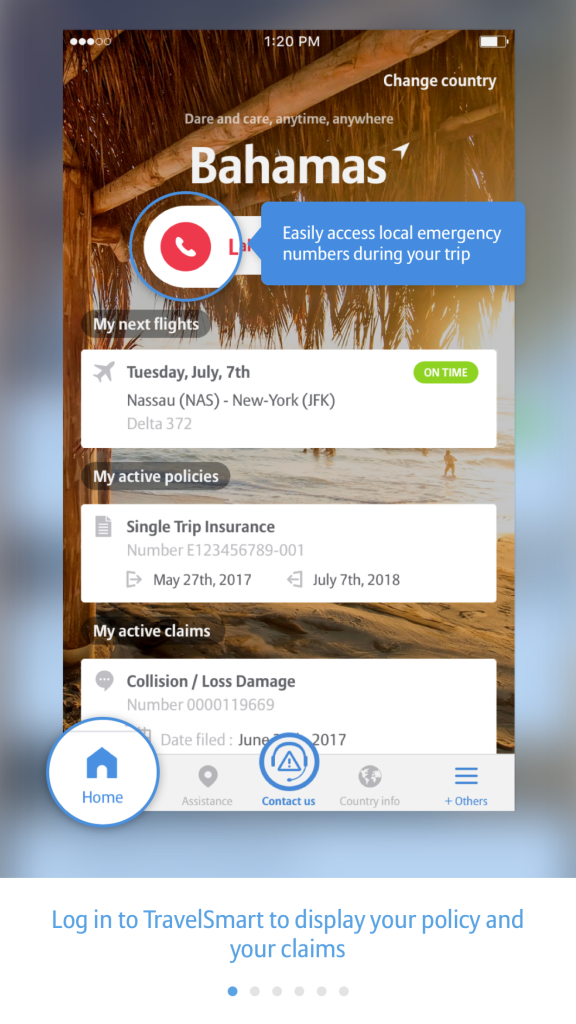 The New TravelSmart App from Allianz Travel Insurance