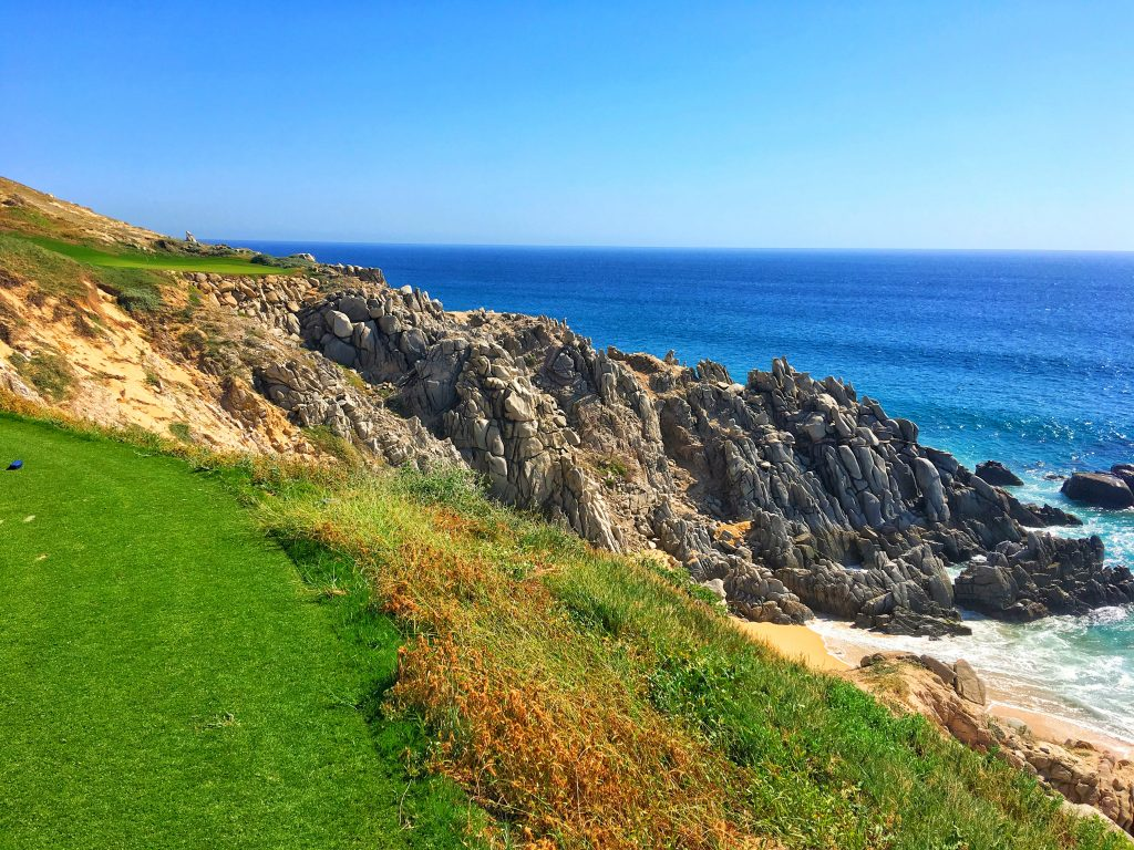 The 13th at Quivira is a short but treacherous Par 3