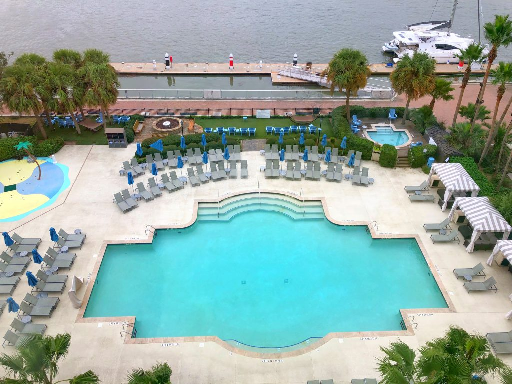 2 Rainy Days in Savannah for the SPG Amex Holiday Challenge