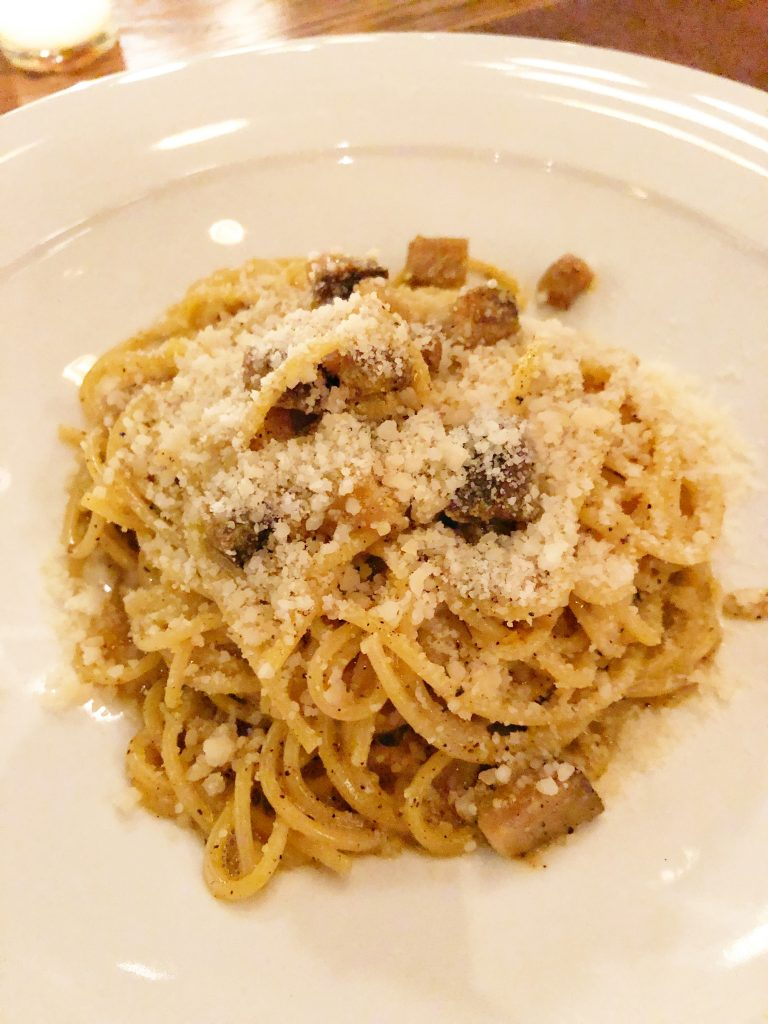 Country Pasta at The Grey