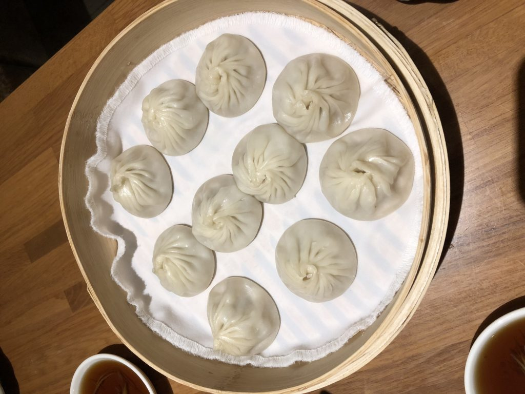Quick Guide to Hong Kong, dumplings