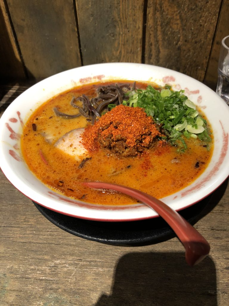 Quick Guide to Hong Kong, ramen, Butao