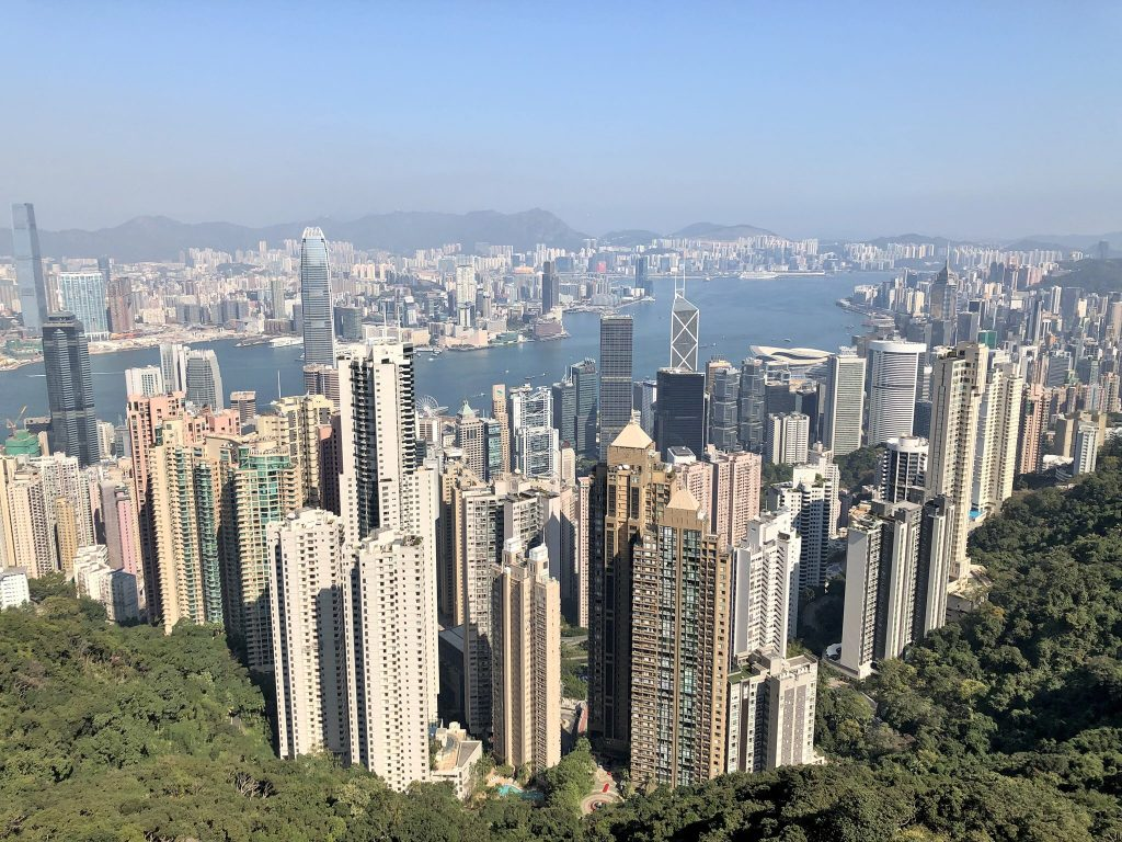 Quick Guide to Hong Kong, Victoria Peak