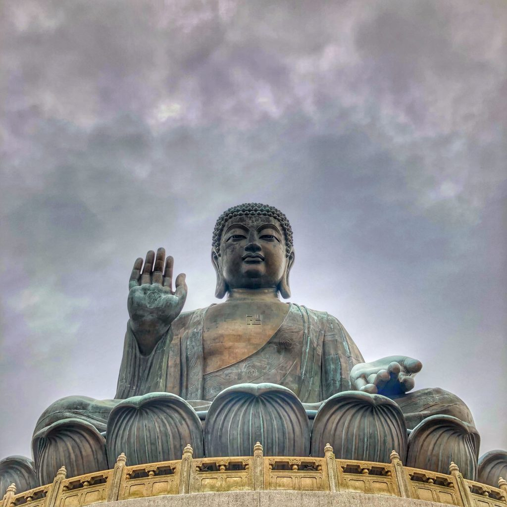 Quick Guide to Hong Kong, Big Buddha, Lantau Island, Hong Kong