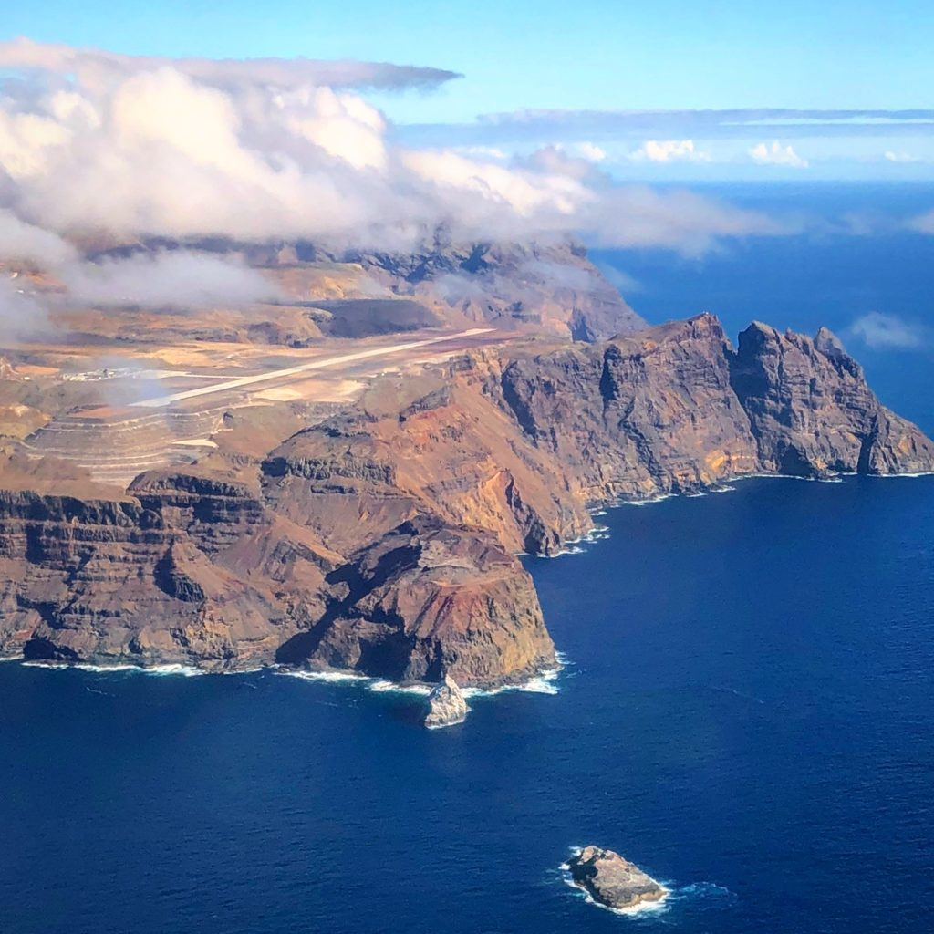 The Essential St. Helena Travel Guide, St. Helena, St. Helena Airport