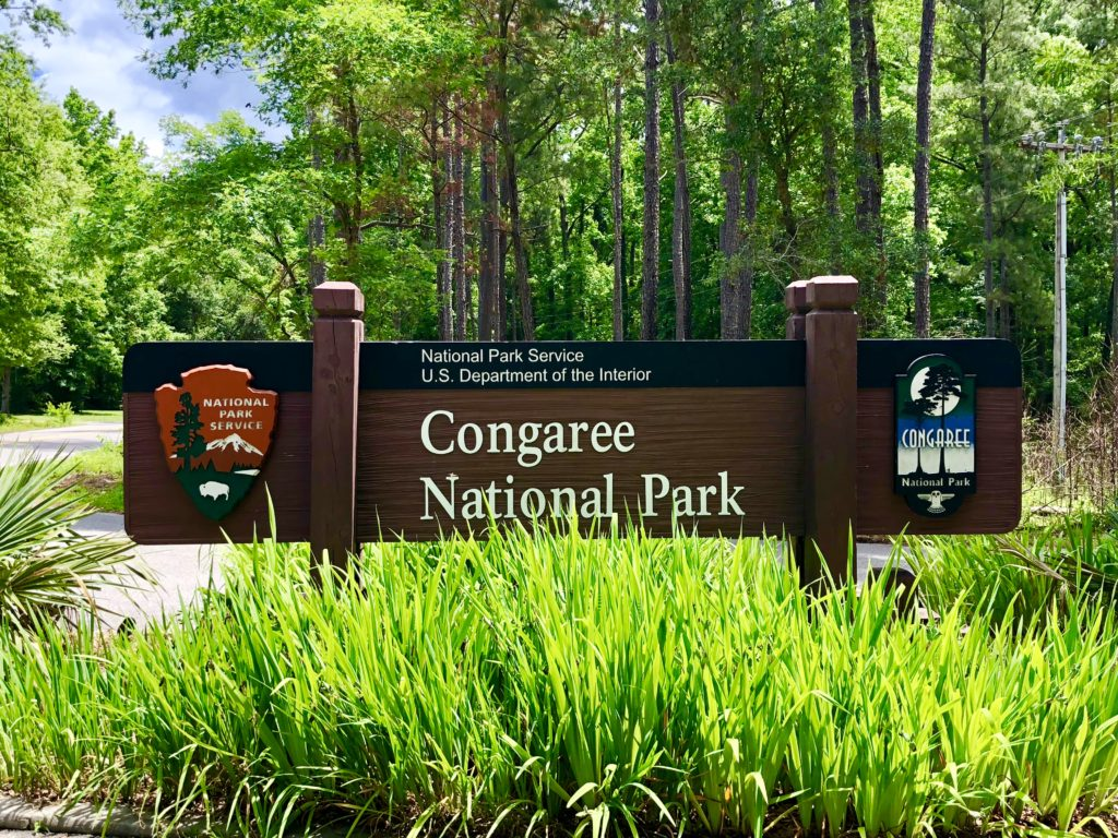 Congaree National Park is Whatever, Congaree National Park
