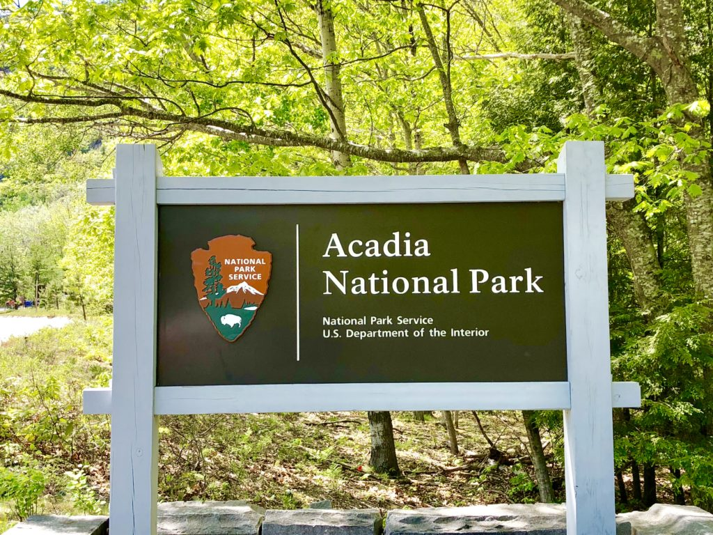 where is acadia national park