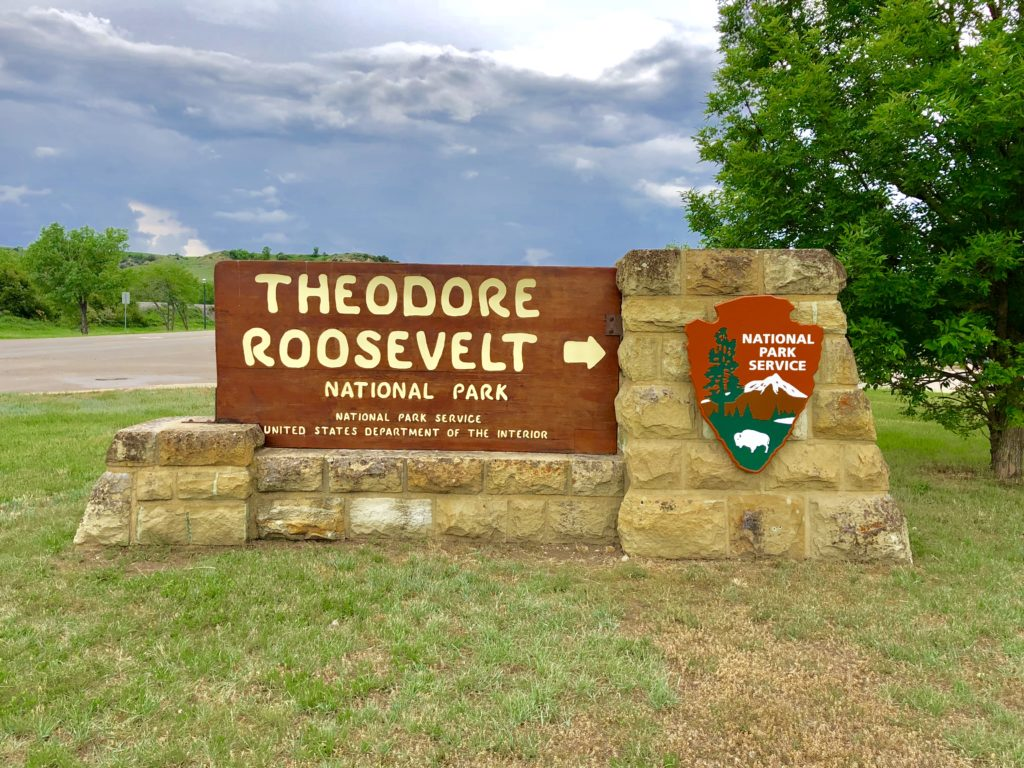 Theodore Roosevelt National Park is impressive, Theodore Roosevelt National Park, Medora, North Dakota