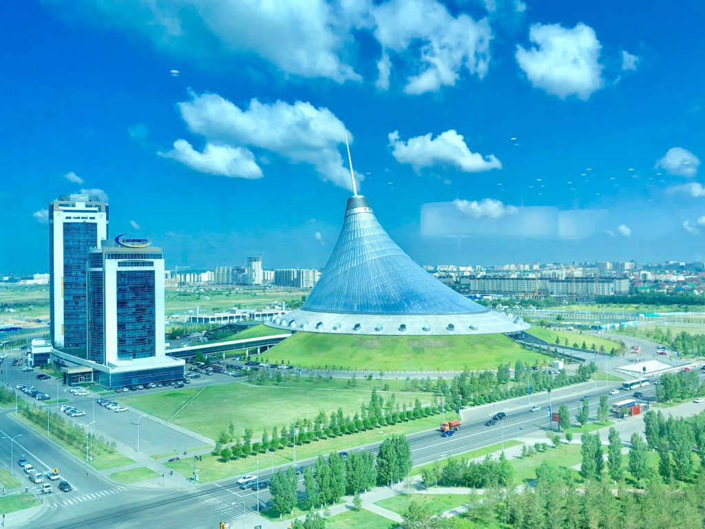 Astana is a Fascinating City