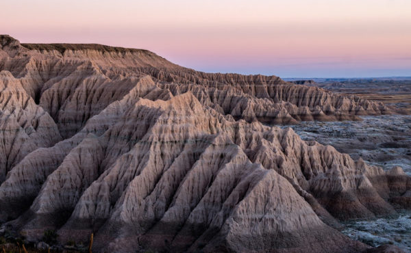 Badlands National Park is awesome