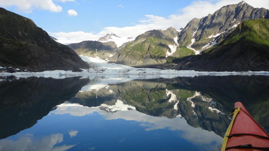 Floating around Kenai Fjords National Park