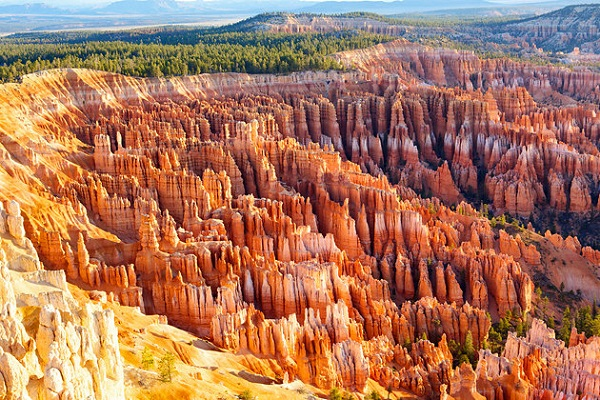 Unbelievable scenery at Bryce Canyon National Park