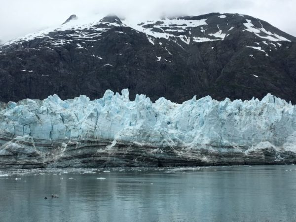 Amazing glaciers in Glacier Bay National Park