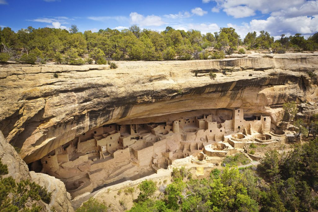 Scenic goodness in Mesa Verde National Park