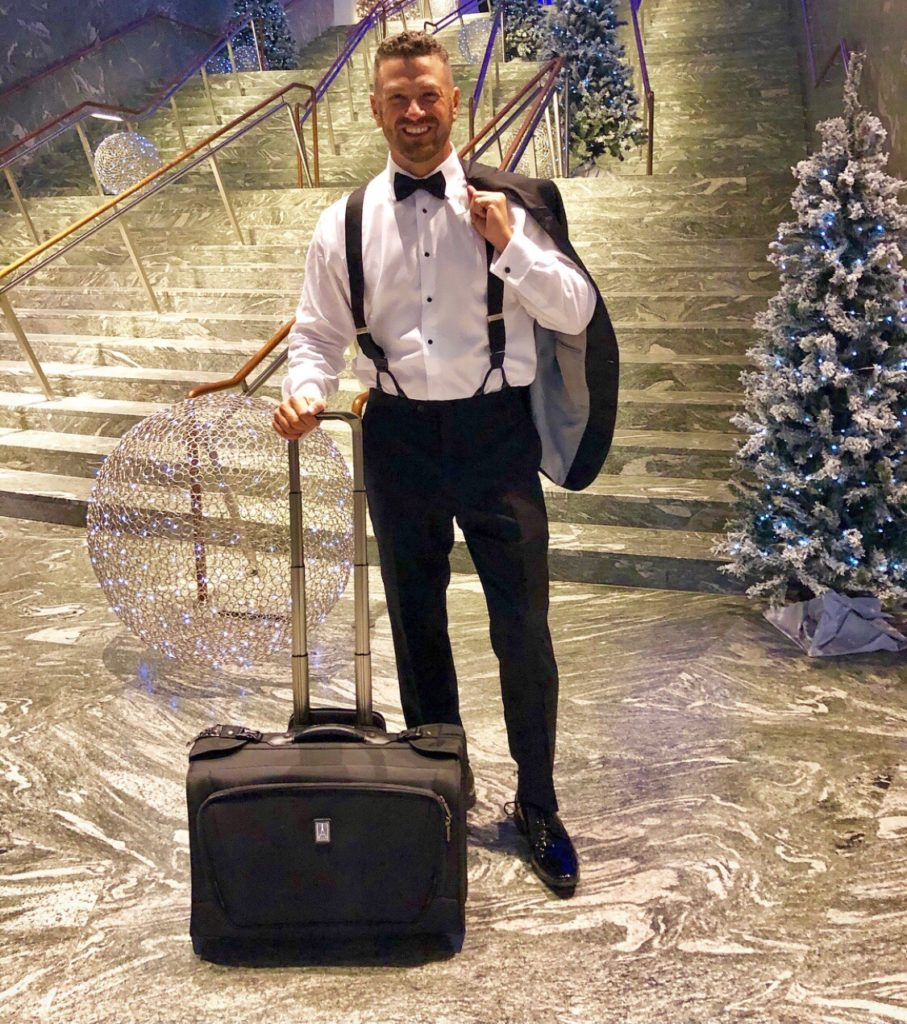 """Crew™ 11 22"""" Carry-on Rolling Garment Bag, My Experience Using Travelpro® Luggage"""