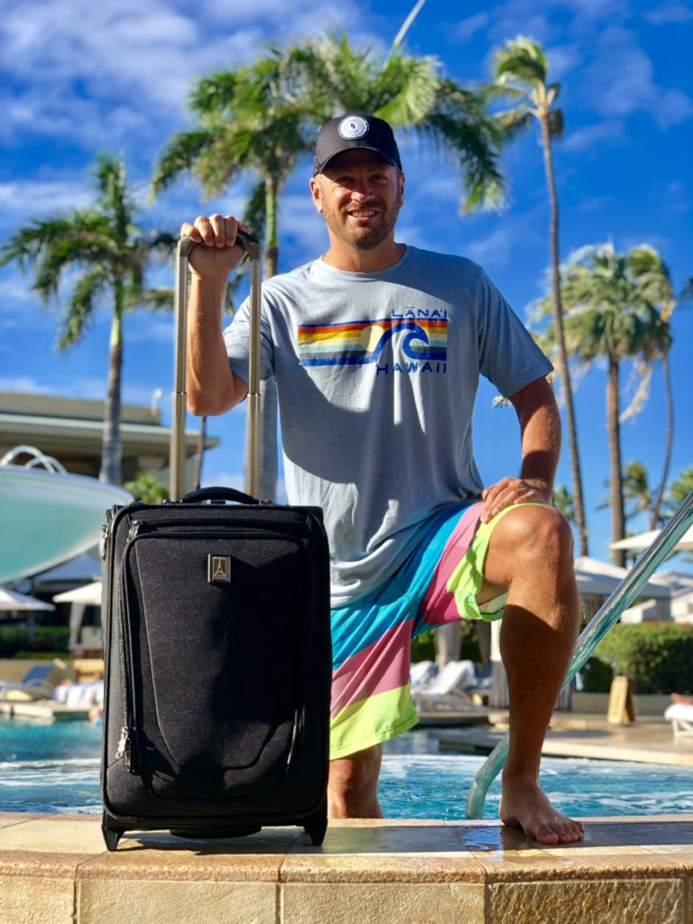 "My Experience Using Travelpro® Luggage, Crew™ 11 22"" Expandable Rollaboard® Suiter"