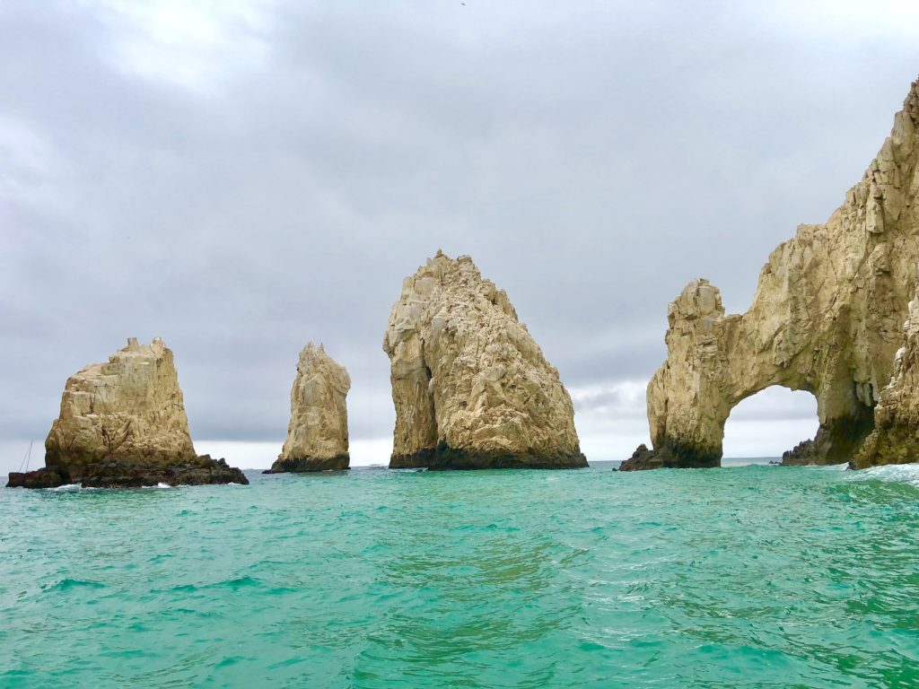Cabo, El Arco, Lands End, Mexico, Best Warm Winter Vacations