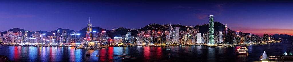 The 30 best cities in the world, Hong Kong, China