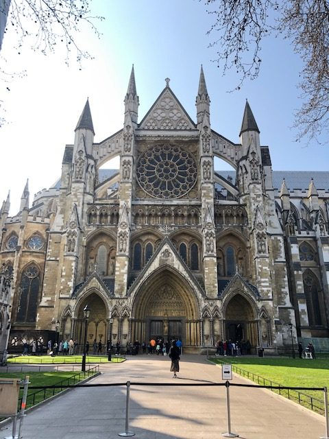 5 Awesome Things to do in London. Westminster Abbey