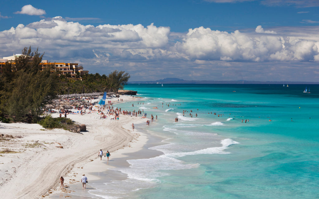 Cuba Travel is on the Decline