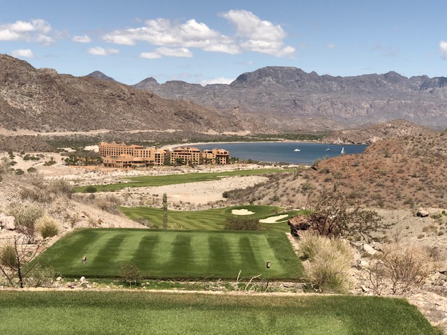 Danzante Bay and the Islands of Loreto, TPC Danzante Bay, golf, TPC, Danzante Bay, Mexico, Loreto