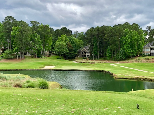 3 Days at Reynolds Lake Oconee, The Landing, golf