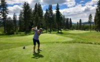 3 Days Golfing in Coeur d'Alene, Idaho