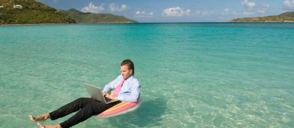 HALF OF AMERICANS WOULD TAKE A JOB WITH NO PAID TIME OFF FOR A HIGHER SALARY